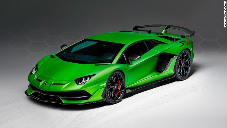 Lamborghini Unveils An Even Faster Aventador Supercar My Finance Tale