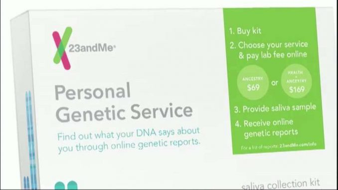 23andMe shouldn't be flying solo in genetic testing: Dr
